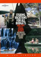 Fishing Vacations for All Budgets