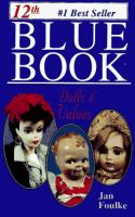 12th Blue Book Of Dolls & Values