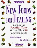 Prevention's New Foods for Healing