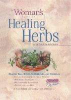 The Woman's Book of Healing Herbs