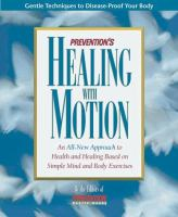 Prevention's Healing With Motion