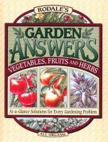 Rodale's Garden Answers