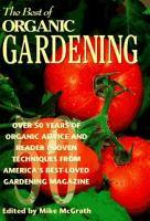 The Best of Organic Gardening