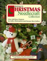 Rodale's Christmas Needlecraft Collection