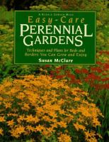 Easy-care Perennial Gardens