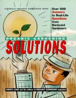 Rodale Organic Gardening Solutions