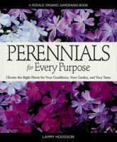 Perennials for Every Purpose