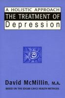 The Treatment of Depression