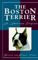 The Boston Terrier
