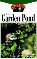 An Owner's Guide to the Garden Pond