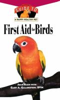 First Aid for Birds