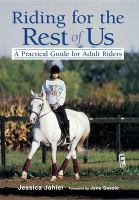 Riding for the Rest of Us