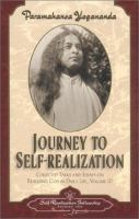 Journey to Self-realization