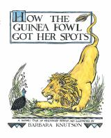 How the Guinea Fowl Got Her Spots
