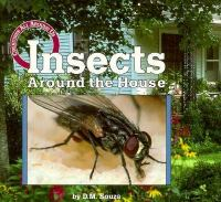 Insects Around the House