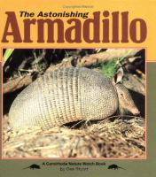 The Astonishing Armadillo