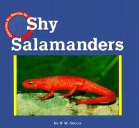 Shy Salamanders