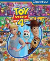 Toy Story 4 Look and Find