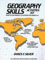 Geography Skills Activities Kit