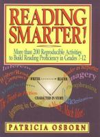 Reading Smarter!
