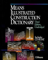 Means Illustrated Construction Dictionary