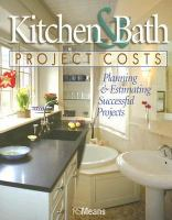 Kitchen & Bath Project Costs
