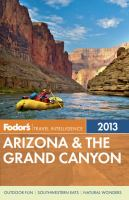 Fodor's 2013 Arizona & the Grand Canyon