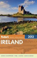 Fodor's Ireland, 2013