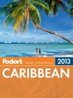 Fodor's 2013 Caribbean