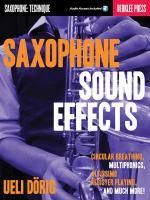 Saxophone sound effects