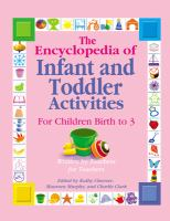 The Encyclopedia of Infant and Toddler Activities