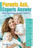 Parents Ask, Experts Answer
