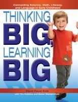 Thinking Big, Learning Big