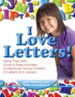 I Love Letters