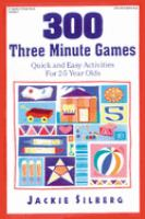 300 Three Minute Games
