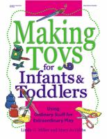 Making Toys for Infants & Toddlers