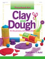 Clay and Dough