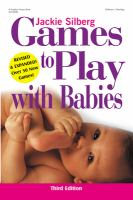Games to Play With Babies
