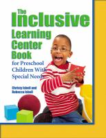 The Inclusive Learning Center Book