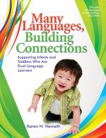Many Languages, Building Connections