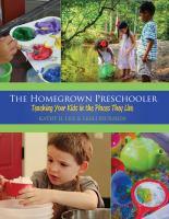 The Homegrown Preschooler