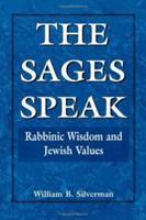 The Sages Speak