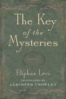 The Key of the Mysteries