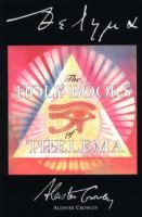 The Holy Books of Thelema
