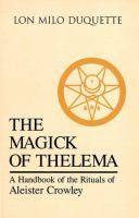 The Magick of Thelema