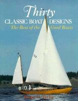 Thirty Classic Boat Designs