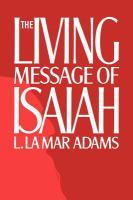 The Living Message of Isaiah