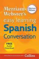 Merriam-Webster's Easy Learning Spanish Conversation