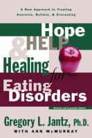 Hope, Help, & Healing for Eating Disorders