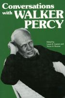 Conversations With Walker Percy